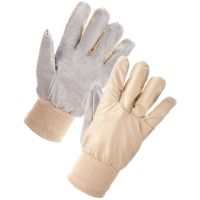 Supertouch Cotton Chrome Gloves 26003