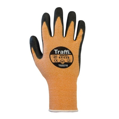 TraffiGlove TG3210 Metric Cut Level B Grip Gloves