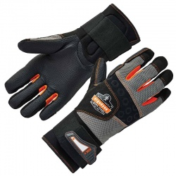 Ergodyne ProFlex 9012 Anti-Vibration Gloves with Wrist Support