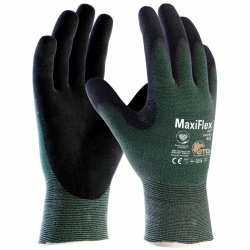 MaxiFlex Cut Lightweight Palm-Coated 34-8743 Gloves