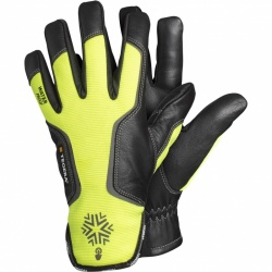 Ejendals Tegera 7798 Hi-Vis Cold-Resistant Waterproof Gloves