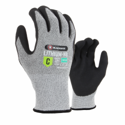 Blackrock BRG201 Iridium Sandy Latex Water-Resistant Gloves