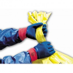 Polyco Blue Grip Work Gloves 840