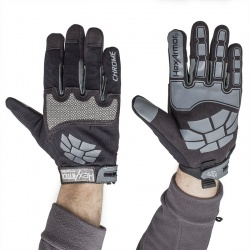 HexArmor Chrome Series 4023 360 Degree Cut Resistant Gloves