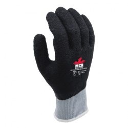 MCR Safety General Purpose GP1001SL Latex-Coated Work Gloves