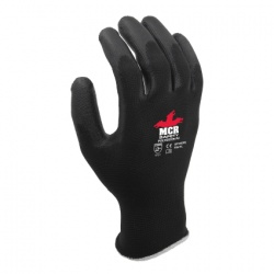 MCR Safety General Purpose GP1002PU PU Palm-Coated Work Gloves