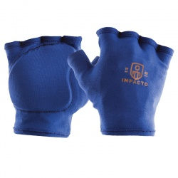 Impacto 501 Original Blue Fingerless Anti-Vibration Glove Liners
