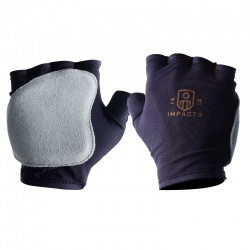 Impacto 502-10 Suede-Backed Anti-Impact Fingerless Gloves