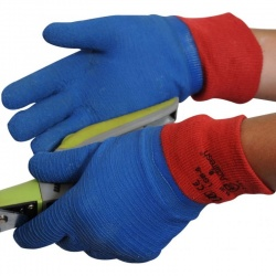 Premium Comfort Latex-Coated Work Gloves LGB-X