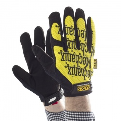 Mechanix Wear Original Yellow Work Gloves