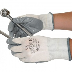 NCN-Nitrilon Nitrile Coated Nylon Gloves