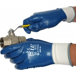 Fully Coated Nitrile Gloves NCN-FC (Case of 120 Pairs)