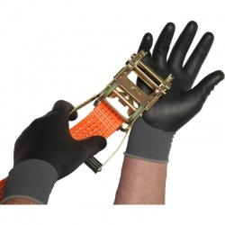 Foam Nitrile Fully Coated Gloves NCN-925GFC