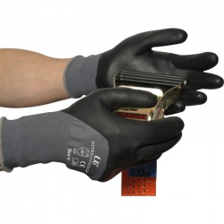 Nitrilon NCN-925GK Foam Nitrile Knuckle Coated Gloves