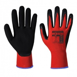 Portwest Red Cut-Resistant PU Coated Gloves A641
