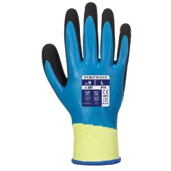 Portwest Waterproof Cut-Resistant Nitrile Foam Gloves AP50