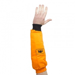 SIP Protection Hi-Vis Chainsaw Sleeves