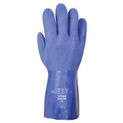 Polyco Vyflex PVC Chemical Resistant Gloves P93
