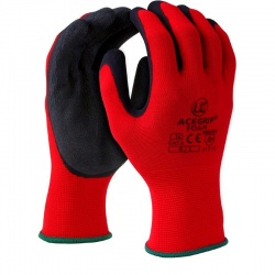 AceGrip Foam Latex Coated Gloves