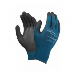 Ansell HyFlex 11-616 Light PU-Coated Gloves