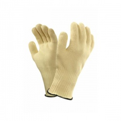 Ansell Mercury 43-113 Heat-Resistant Knitted Kevlar Work Gloves