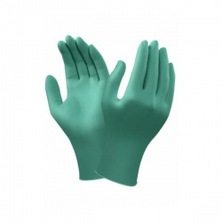 Ansell TouchNTuff 92-600 Chemical-Resistant Disposable Nitrile Gloves