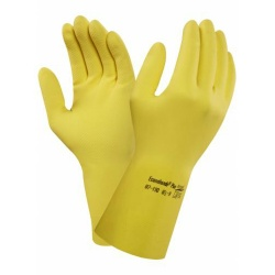 Ansell Econohands Plus 87-190 Ultra-Thin Gauntlet Gloves