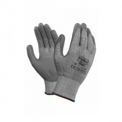 Ansell HyFlex 11-627 Cut-Resistant Knitwrist Flexible Work Gloves