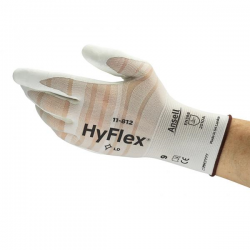 Ansell HyFlex 11-812 Easy-Tear Nitrile-Coated Gloves