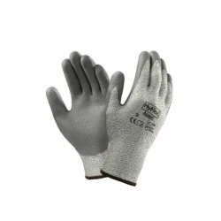 Ansell HyFlex 11-630 HPPE Cut-Resistant Work Gloves