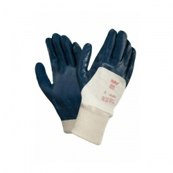 Ansell Hylite 47-400 3/4 Dipped Flexible Work Gloves
