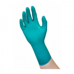 Ansell Microflex 93-260 Chemical-Resistant Disposable Nitrile-Neoprene Gloves