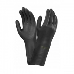 Ansell Neotop 29-500 Medium-Duty Chemical Resistant Flexible Gauntlets