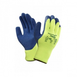 Ansell Powerflex  80-400 Hi-Viz Thermal Gloves