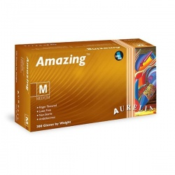 Aurelia Amazing Medical Grade Nitrile Gloves
