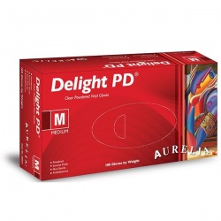 Aurelia Delight PD Vinyl Gloves 38826-9