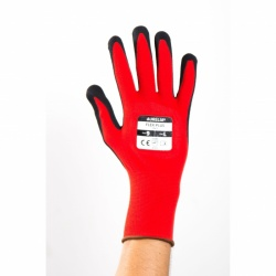 Aurelia Flex Plus Nitrile Palm Coated Oil Resistant Gloves 204