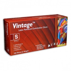 Aurelia Vintage Medical Grade Latex Gloves 28825-9