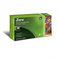 Aurelia Zero Medical Grade Nitrile Gloves