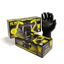Black Mamba Tough Disposable Nitrile Gloves