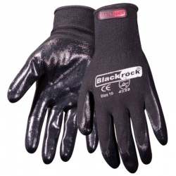 Blackrock Lightweight Super Grip Nitrile Coated 84302 Gloves