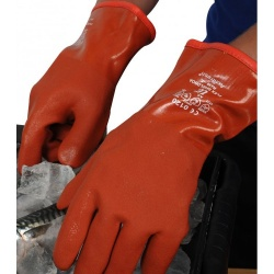 BoaFlex Chemical-Resistant Thermal PVC R430 Gauntlets