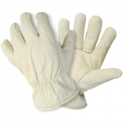 Briers Ultimate Lined Leather Gardening Gloves