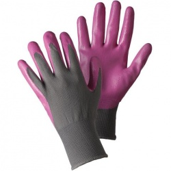 Briers Magenta Seed and Weed Gardening Gloves B7017