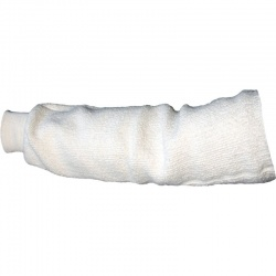 Cotton TCSL18 18'' Heat-Resistant Terry Sleeves
