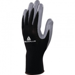 Delta Plus Knitted Polyester Nitrile Coated VE712 Gloves