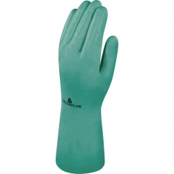 Delta Plus Nitrile Coated Cotton Flocked Chemical Nitrex VE801 Gloves