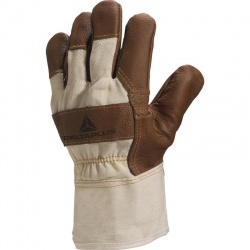 Delta Plus Reinforced Furniture Leather Grain DR605 Gloves