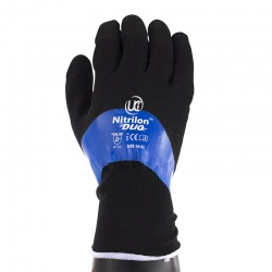 Dual Nitrile-Coated Nitrilon-Duo Gloves