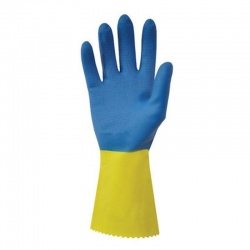 Polyco Duo Plus 60 Double Dipped Latex Gloves RU560